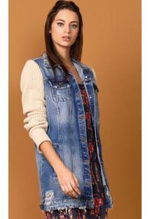 Jaqueta Jeans Jeans