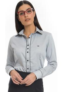 ... Camisa Social De Poá Premium Principessa Eloá e7b0405db2e52