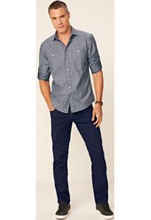 Calça Jeans Slim Enfim