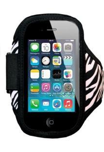 Porta Celular Iphone Zebra