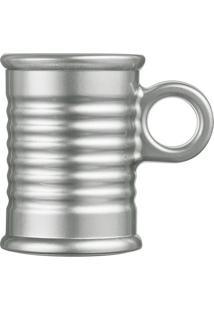 Xícara De Café Luminarc Conserve Moi Luminarc Prata Vidro 90Ml - 27415