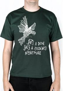 Camiseta 182Life Dumpweed Musgo