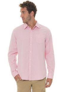 Camisa Pleasant River Oxford