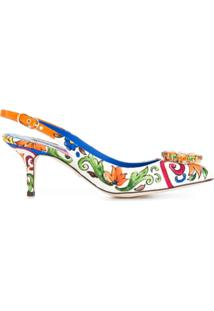 2ba4591720 ... Dolce   Gabbana Sapato  Bellucci  - Estampado