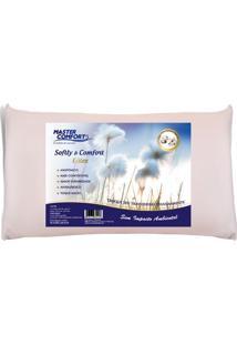 Travesseiro Látex Softly E Comfort Orgânico Altura 16 Cm