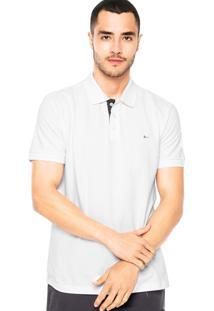 Camiseta Polo Aramis Active Branca