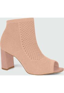 18018d8f4 Summer Boot Preta Tanara feminina   Shoelover