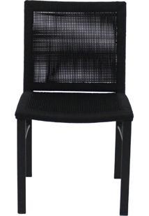Cadeira Com Phoenix Corda Nautica