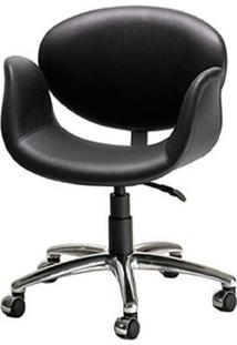 Cadeira Giratória Tulipa Office Estrutura Alumínio Cremon Design By Pierre Paulin