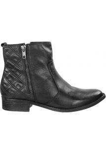 Bota Crisdan Ankle Boot Feminina