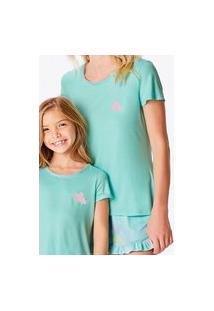 Pijama Feminino Curto Malwee 1000083442
