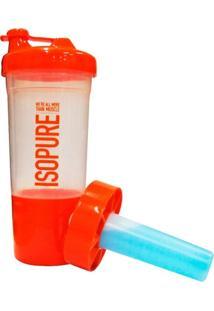 Coqueteleira Shaker Térmico Cool Isopure - Natures Best - 350Ml - Unissex