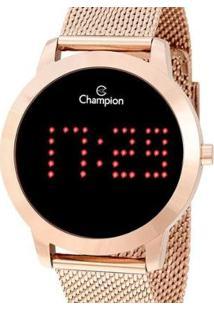 Relógio Champion Feminino Digital Ch40017P - Feminino