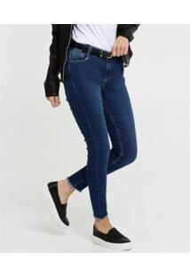 Calça Jeans Marisa Push Up Skinny Feminina - Feminino