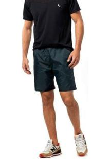 Bermuda Esporte Funcional Reserva Masculina - Masculino-Verde Escuro