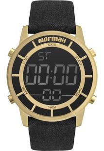 Relógio Mormaii Feminino Maui Sunset - Mobj3463De/2X Mobj3463De/2X - Feminino-Preto