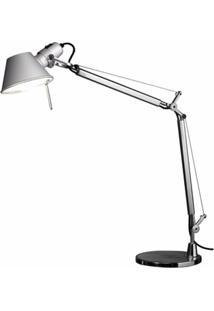 Luminária De Mesa Soho Articulada Estilo Tolomeo - Unissex
