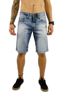 Bermuda Rozz Jeans Obligation - Masculino