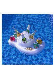 Cooler Com Porta-Copos Pool Party