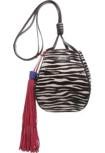 Handle Bag Paula Zebra | Schutz