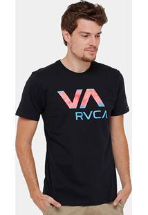 Camiseta Rvca Chopped Va Masculina - Masculino
