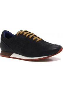 Sapatênis Zariff Shoes Casual Couro
