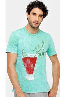 Camiseta Triton Estonada Masculina - Masculino