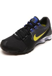 Tênis Nike Sportswear Shox Avenue Preto