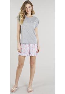 723e897ab CEA. Pijama Feminino