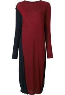 Marni Vestido Mulet - Vermelho