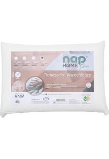 Travesseiro Nap Altura 16 Classic Branco
