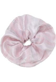 Atu Body Couture Scrunchie De Seda - Rosa