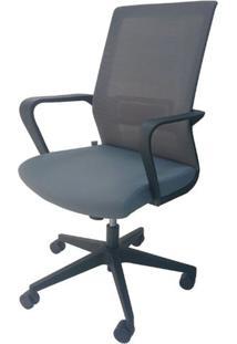 Cadeira Escritorio Convert Cinza 1,05 Mt (Alt) - 48087 - Sun House