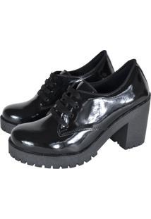 d9502c506 ... Oxford Cr Shoes Tratorado Verniz Preto