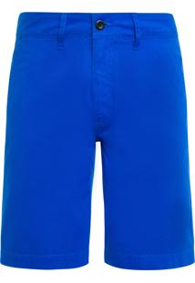 Bermuda Masculina Chino Centauro - Azul