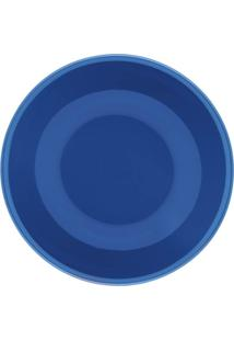 Conjunto De 6 Pratos Fundos 20,5Cm Unni Blue