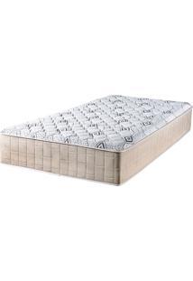 Colchão Solteiro Pillow In Madri-Azmax - Bege