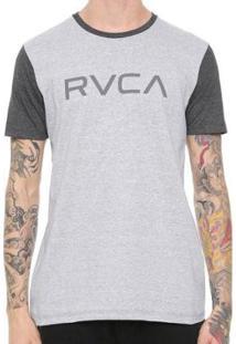 Camiseta Rvca Big Color - Masculino
