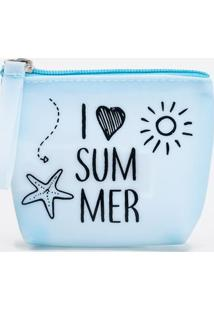 Nécessaire Estampa I Love Summer
