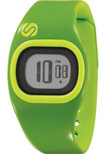Relógio Soleus Tigress Verde - Tricae