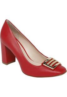 7c8eeb6bcf Sapato Recorte Tradicional feminino