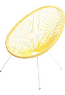 Cadeira Acapulco Ordesign Amarela