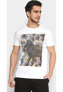 Camiseta Acostamento Lobo Masculina - Masculino