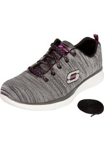 Tênis Skechers Equalizer First Rate Cinza