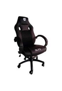 Cadeira Gamer Dazz Elite - Preto
