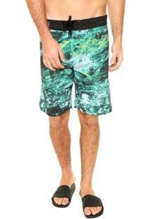 Boardshort Hurley Água Water Falow Masculina - Masculino