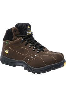 Bota Coturno Adventure Boots Nobuck Castor - Masculino