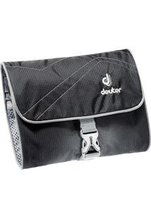 Pochete Deuter - Wash Bag I . Preto