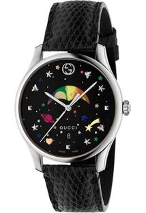 b9988adf73c Relógio Digital Gucci Preto feminino