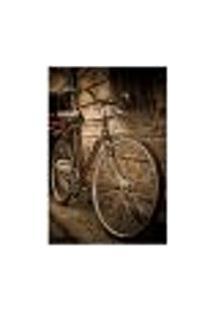 Painel Adesivo De Parede - Bicicleta - 003Pn-M